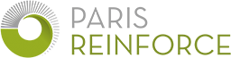 Paris reinforce logo
