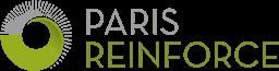 Paris reinforce logo